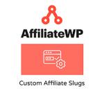 AffiliateWP Custom Affiliate Slugs