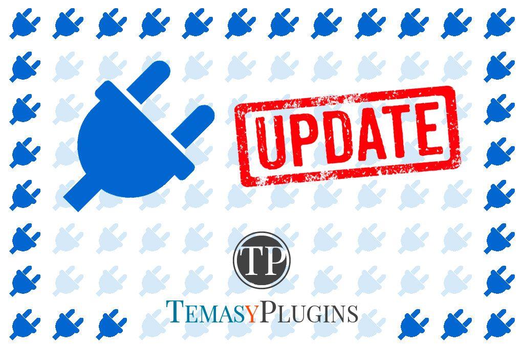Actualizar Plugins ya instalados