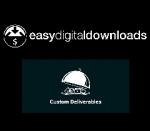 Easy Digital Downloads Custom Deliverables