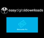 Easy Digital Downloads Discounts Pro