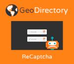 GeoDirectory ReCaptcha