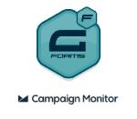 Gravity Forms Campaign Monitor