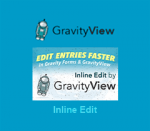 Inline Edit by GravityView
