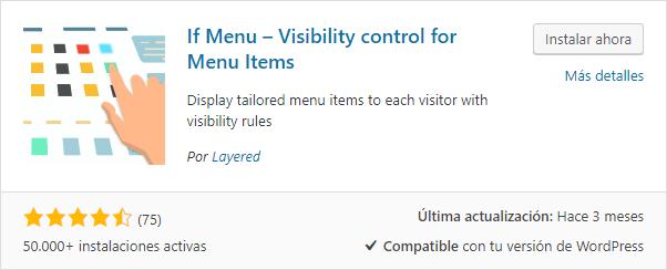 if-menu