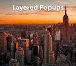 Layered Popups