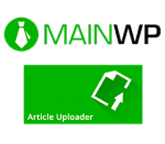 MainWP Article Uploader