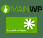MainWP Custom Post Types