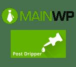 MainWP Post Dripper