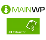 MainWP Url Extractor