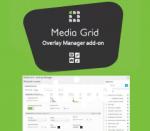 Media Grid Overlay Manager