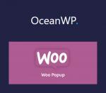 OceanWP Woo PopUp
