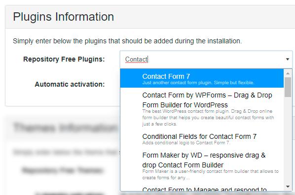 plugins-information