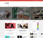 Voice– Clean News/Magazine