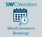 WC Vendors WooCommerce Bookings Integration