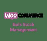 Bulk Stock Management for WooCommerce