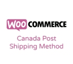 Canada Post Shipping Method for WooCommerce