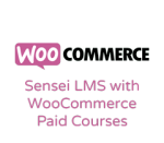 Sensei LMS with WooCommerce Paid Courses