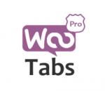 WooCommerce Product Tab Pro