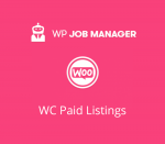 WP Job Manager WC Paid Listings