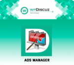 wpDiscuz Ads Manager