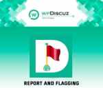 wpDiscuz Report and Flagging