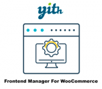 Yith Frontend Manager For WooCommerce