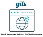 Yith GeoIP Language Redirect For WooCommerce