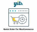 Yith Quick Order Forms For WooCommerce