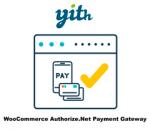 YITH Woocommerce Authorize.Net Payment Gateway