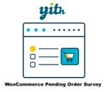 Yith WooCommerce Pending Order Survey